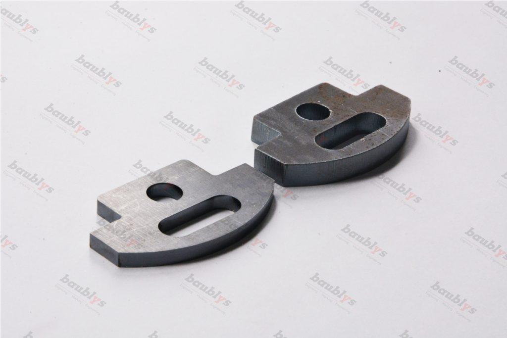 carbon steel cutting
