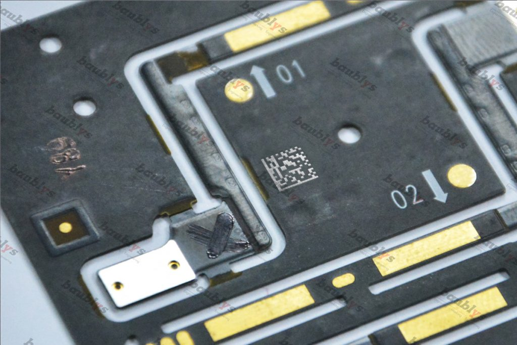 marking on PCB